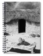 The Dry Season Spiral Notebook