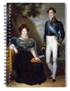 The Dukes Of San Fernando De Quiroga Spiral Notebook