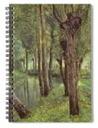 The Dyke, 1865 Spiral Notebook