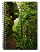 The Eagle Creek Trail Spiral Notebook