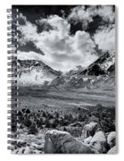 The Eastern Sierra Spiral Notebook