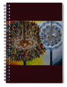 The Egungun Spiral Notebook
