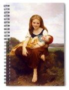 The Elder Sister Spiral Notebook