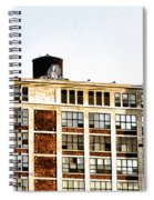 The Electric Factory Spiral Notebook