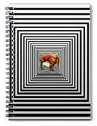 The Elephant In The Room Spiral Notebook