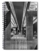The Elevated Freeway Spiral Notebook