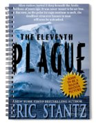 The Eleventh Plague Bookcover Spiral Notebook