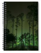 The Emerald Forest Spiral Notebook