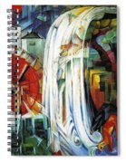 The Enchanted Mill Spiral Notebook