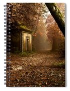 The Enchanted Trail Spiral Notebook
