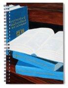 The Encyclopedia Of Newfoundland And Labrador - Joeys Books Spiral Notebook