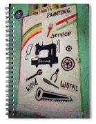 The Entrepreneur Spiral Notebook