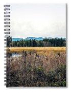Hamilton Marsh  Spiral Notebook