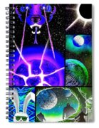 The Epic Tail Of Stan The Bunny  Spiral Notebook