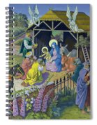 The Epiphany, 1987 Spiral Notebook