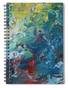 The Eruption Of Subduction Spiral Notebook