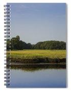 The Essex Marsh Spiral Notebook