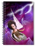 The Explorer Spiral Notebook