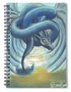 The Eye Of The Storm Spiral Notebook