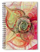 The Eye Within Spiral Notebook