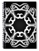 The Eyes Of Ra Spiral Notebook