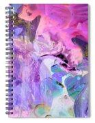 The Fairy Garden  Spiral Notebook