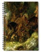 The Fairy Raid Spiral Notebook