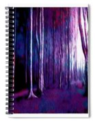 The Fairy Tale Forest Spiral Notebook