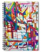 The Faithful Village Spiral Notebook