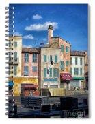 The Fall Extreme Stunt Show 4 Walt Disney World Spiral Notebook