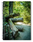 The Fallen Collection 7 Spiral Notebook