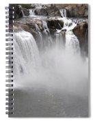 The Falls Spiral Notebook