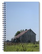The Family Barn Spiral Notebook