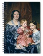 The Family Barrio Spiral Notebook