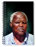 The Family Head Petrus Spiral Notebook