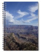 The Famous Grand Canyon Spiral Notebook