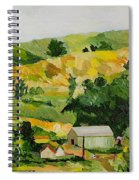 The Farm Spiral Notebook