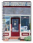 The Farmer's Country Store Spiral Notebook