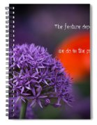 The Feature Spiral Notebook