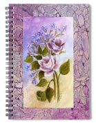 The Feminine Touch Spiral Notebook