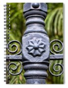 The Fence Spiral Notebook