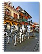 The Final Ride II Spiral Notebook