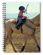 The Final Stretch Spiral Notebook