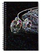 the Final Turn Spiral Notebook