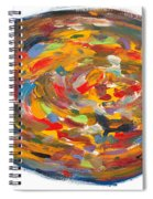 The Fine Art Of Pizza Making Spiral Notebook