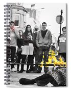 The Fire Untouchable 2 Spiral Notebook