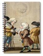 The First Approach, C.1790 Spiral Notebook