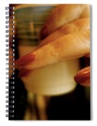 The First Cup Spiral Notebook