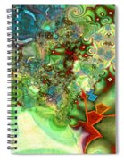 The First Man Spiral Notebook