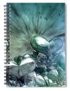 Lost Hearts Spiral Notebook